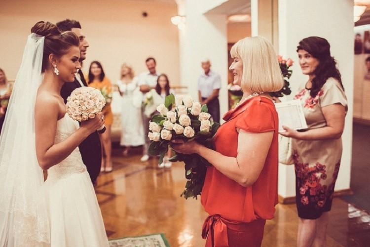 Поздравления от крестной матери на свадьбе