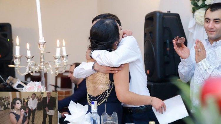 Оригинальное поздравление от брата сестре на свадьбу