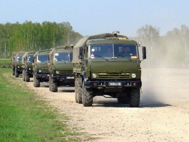 С днем военного автомобилиста поздравления прикольные