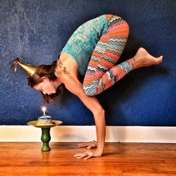 поздравления йогине с днем рождения это только